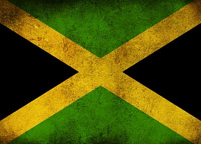 flags, Jamaica - random desktop wallpaper