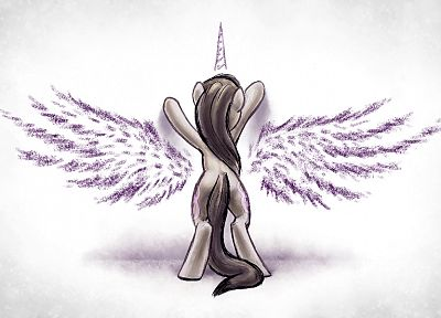My Little Pony, Octavia - random desktop wallpaper