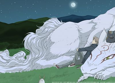 anime, Natsume Yuujinchou - related desktop wallpaper
