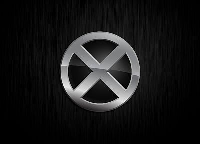 X-Men, logos - random desktop wallpaper