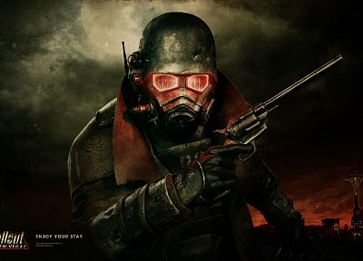 video games, Fallout New Vegas - related desktop wallpaper