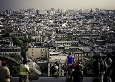 Paris, buildings, Notre Dame, Sacré Coeur, cities - random desktop wallpaper