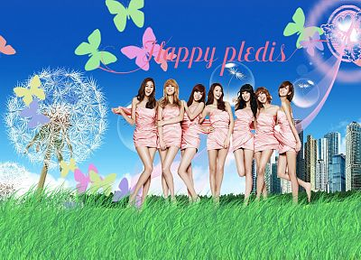 celebrity, Asians, Korean, K-Pop, After School - random desktop wallpaper