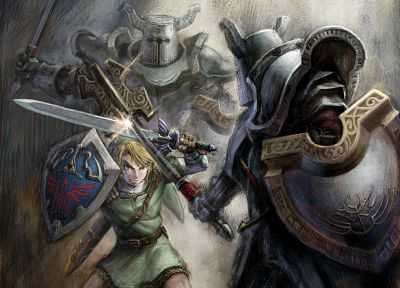 video games, Link, The Legend of Zelda - random desktop wallpaper