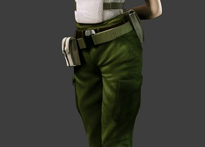 video games, Resident Evil, Rebecca Chambers - desktop wallpaper