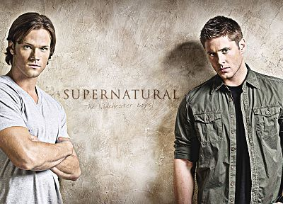 Supernatural, Jensen Ackles, Jared Padalecki, TV series, Dean Winchester, Sam Winchester - random desktop wallpaper