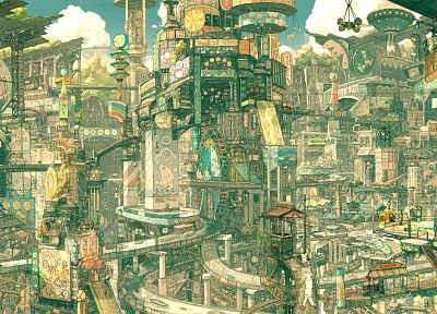 cityscapes, buildings, imperial boy - related desktop wallpaper