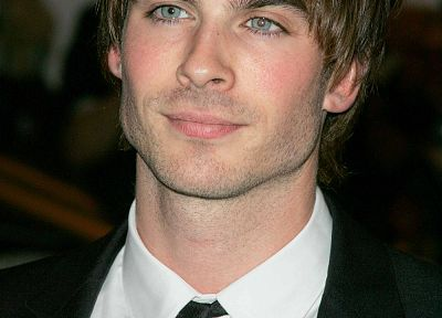 blue eyes, men, Ian Somerhalder - random desktop wallpaper