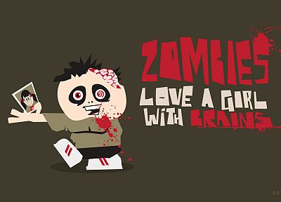 zombies - random desktop wallpaper