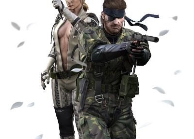 Metal Gear Solid - random desktop wallpaper