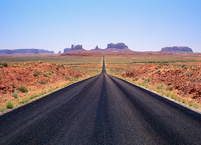 landscapes, deserts, roads - random desktop wallpaper