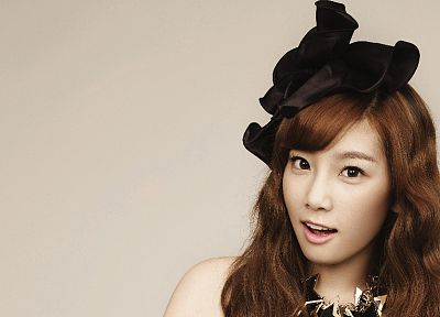 women, Girls Generation SNSD, celebrity, Kim Taeyeon - random desktop wallpaper