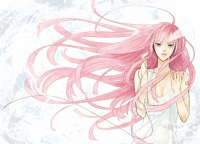 Vocaloid, Megurine Luka - random desktop wallpaper