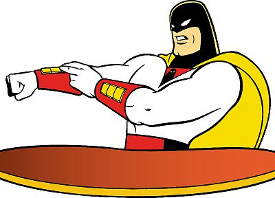 Space Ghost - desktop wallpaper