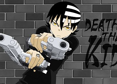 Soul Eater, Death The Kid, anime - random desktop wallpaper