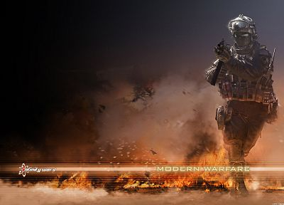 Call of Duty - random desktop wallpaper