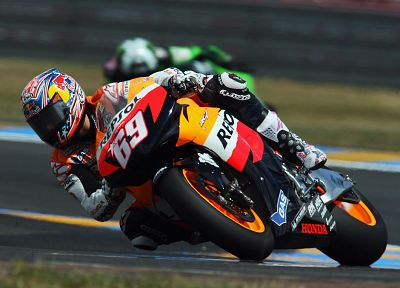 superbike, Moto GP, motorbikes, racing, Repsol, Nicky Hayden - random desktop wallpaper