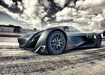 cars, Mazda, vehicles, concept cars, Mazda Furai - desktop wallpaper