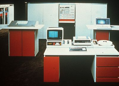 computers history, Univac - random desktop wallpaper
