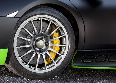 cars, Lamborghini, wheels, Edo Competition - random desktop wallpaper
