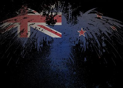 New Zealand, artwork - related desktop wallpaper