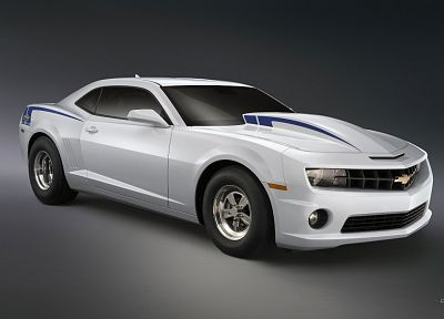 cars, Chevrolet, concept art, Chevrolet Camaro - desktop wallpaper