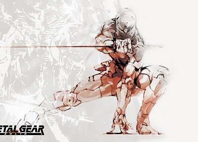 Metal Gear, Metal Gear Solid - random desktop wallpaper