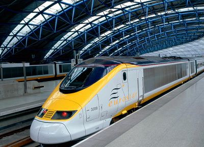 trains, vehicles, Eurostar - desktop wallpaper