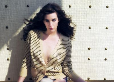 women, Liv Tyler - random desktop wallpaper