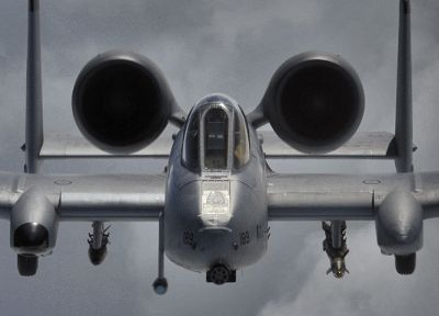 aircraft, vehicles, A-10 Thunderbolt II - related desktop wallpaper
