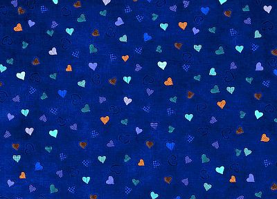 hearts - random desktop wallpaper