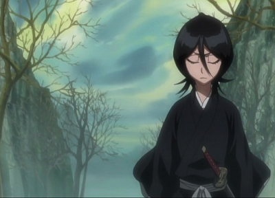 Bleach, screenshots, Kuchiki Rukia - random desktop wallpaper
