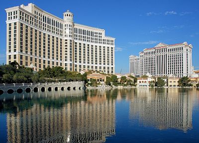 cityscapes, Las Vegas, buildings - random desktop wallpaper