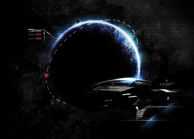 Normandy, Mass Effect - related desktop wallpaper