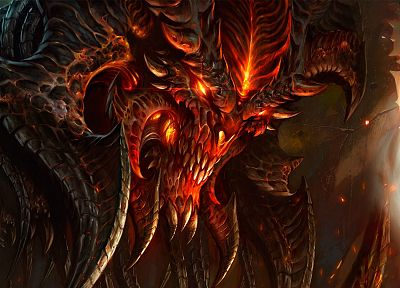 video games, Diablo, Diablo III - random desktop wallpaper