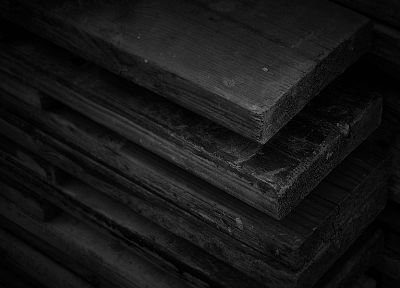 black and white, wood, monochrome - random desktop wallpaper