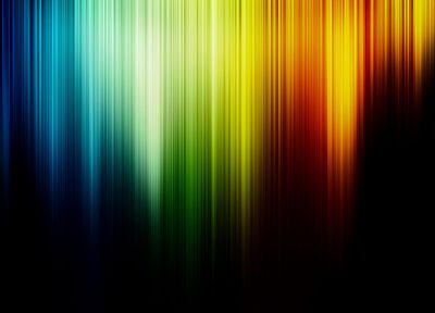 abstract, multicolor, rainbows - random desktop wallpaper