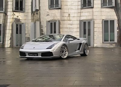 cars, vehicles, Lamborghini Gallardo - desktop wallpaper