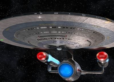TV, Star Trek, USS Enterprise - desktop wallpaper