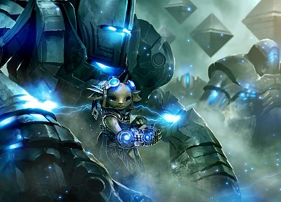 Guild Wars, Golem, Guild Wars 2 - desktop wallpaper