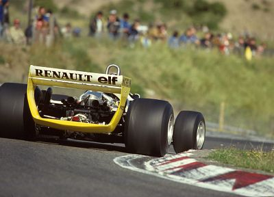 cars, Formula One, Renault, Renault RS10, Jean-Pierre Jabouille - related desktop wallpaper