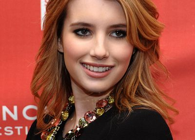 women, actress, celebrity, Emma Roberts - random desktop wallpaper