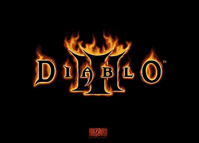 video games, Blizzard Entertainment, Diablo III, black background - random desktop wallpaper