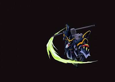 Gundam, Gundam Wing - random desktop wallpaper