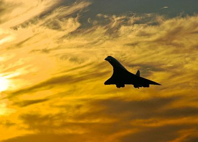 Concorde, skyscapes - related desktop wallpaper
