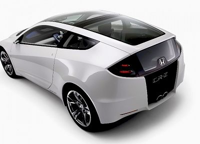 cars, Honda CR-Z - desktop wallpaper