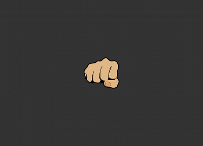 minimalistic, hands, fists, bro, simple - related desktop wallpaper