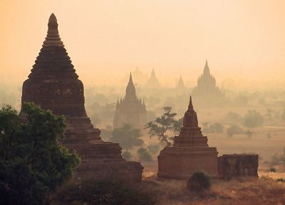 ruins, architecture, Cambodia, Myanmar - related desktop wallpaper
