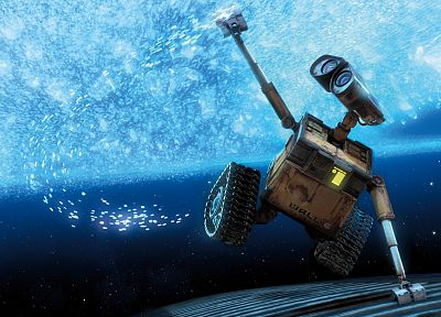 robots, Wall-E - related desktop wallpaper