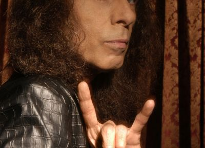 Ronnie James Dio - random desktop wallpaper